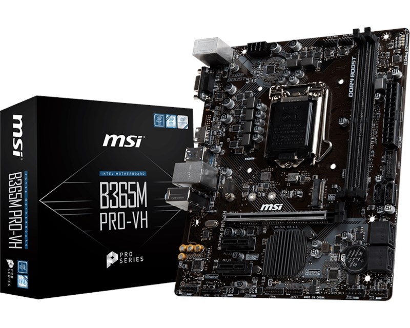MSI-B365M-Pro-Vh-1151-DDR4-Vga-Hdmi-Usb3-1