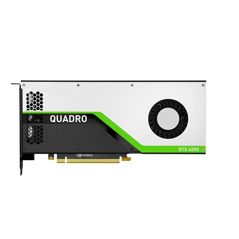 Pny-Quadro-RTX-4000-8GB-3Dp-GDDR6-256Bit
