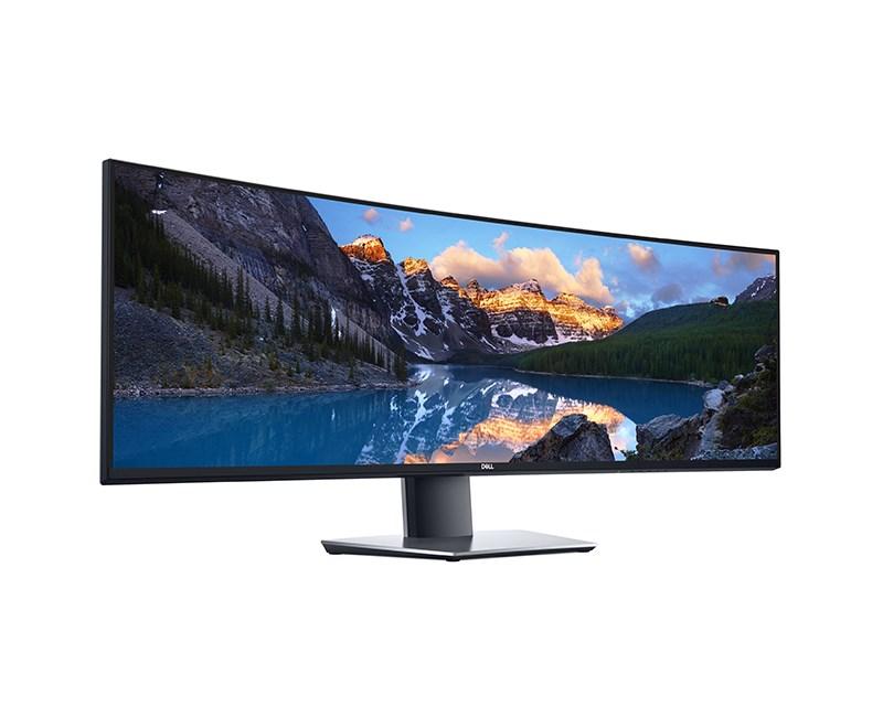 "Dell-UltraSharp-49""-U4919DW-5ms-WQHD-Type-C-Curved"