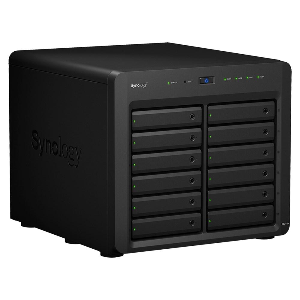 Synology-DS2419PLUSII-NAS-Server-12-Adet-3-5-Disk