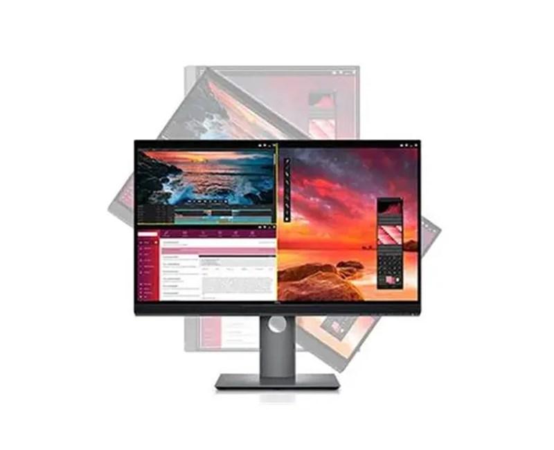 "Dell-UltraSharp-27""-UP2720Q-6ms-4K-Kalibrasyonlu"