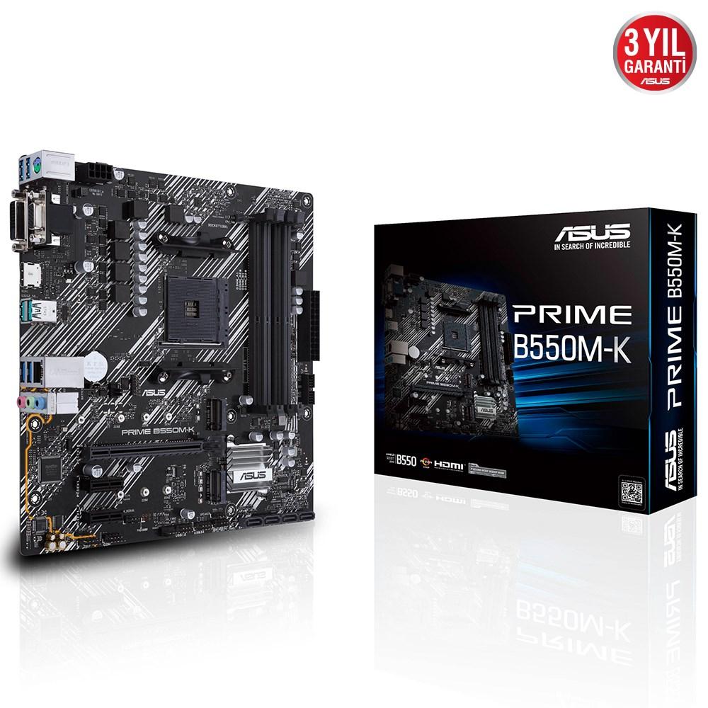 Asus-Prime-B550M-K-AM4-Ryzen-DDR4-Vga-Dvi-Hdmi