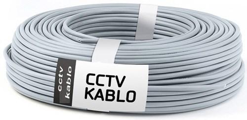 CCTV--Kablo-500-Metre-(2X1X2X0,50X0,33)