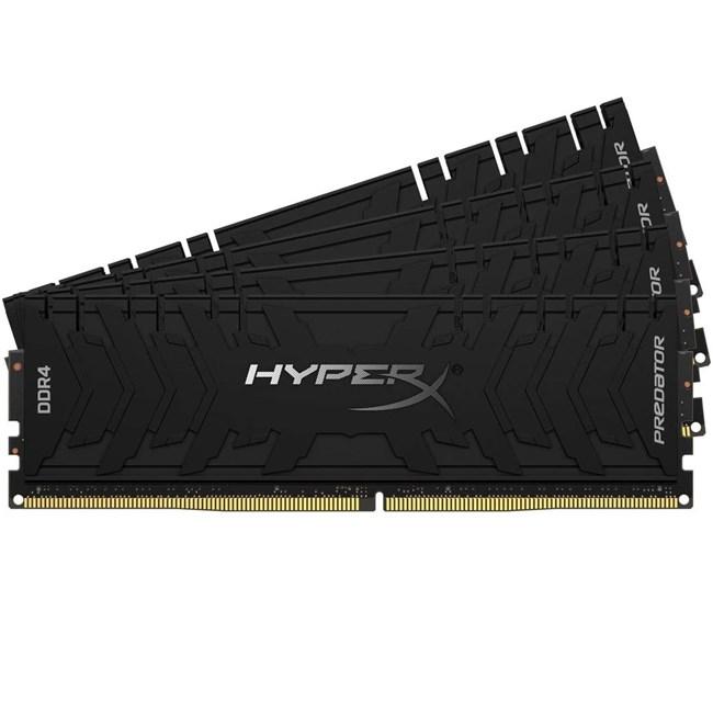 Kingston-128G-4x32-HyperX-3600-HX436C18PB3K4-128
