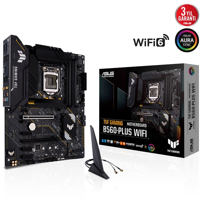 Asus-Tuf-Gaming-B560-Plus-Wifi-1200P-Hdmi-Dp